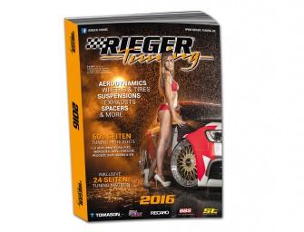 RIEGER Katalog 2016