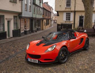 LEICHT UND SCHNELL Die Lotus Elise Cup 250
