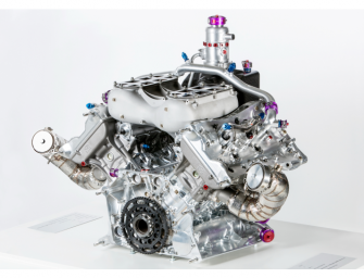 Weltmeister mit Turbo-Vierzylinder
