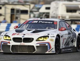 BMW Team RLL freut sich auf das zweite Saisonrennen