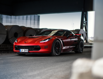 Corvette C7 Z06 by BBM MOTORSPORT