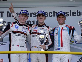 Porsche-Junior Sven Müller siegt beim Saisonauftakt in Oschersleben