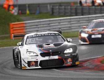 Krohn und Tomczyk feiern erfolgreichen Saisonauftakt mit dem BMW M6 GT3.