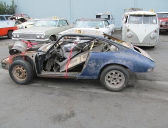 Perfekt bis ins Detail: werksrestaurierter Porsche 911 2.5 S/T