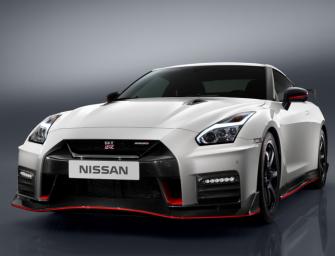 Nissan GT-R Nismo 2017 feiert Premiere auf dem Nürburgring