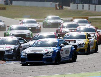 Audi Sport TT Cup gastiert beim 24-Stunden-Rennen auf dem Nürburgring