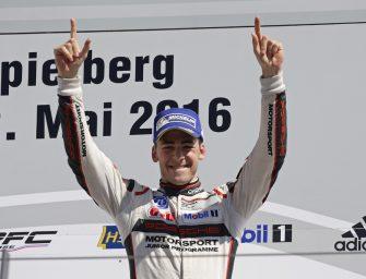 Vierter Sieg für Porsche-Junior Sven Müller