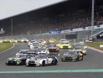 Unwetter sorgt nach 50 Minuten für Abbruch des 24-Stunden-Rennens auf dem Nürburgring