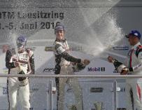 Porsche-Junior Sven Müller fährt zu seinem fünften Sieg