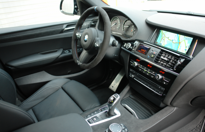 BMW X4 M40i «dÄHLer competition line»