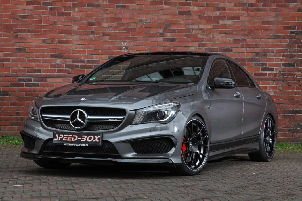 cla 45 amg mit 19 zoll gambit felgen motor sport news. Black Bedroom Furniture Sets. Home Design Ideas