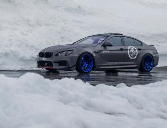 BMW 6ER ALS PROJEKTFAHRZEUG 2016