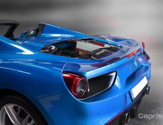 WELTPREMIERE: Carbon Klappe für den Ferrari 488 GTS