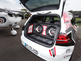THE NEW LOUD, Golf 7 GTI by Mac Audio