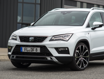 SEAT ATECA by DF AUTOMOTIVE