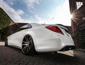 Mercedes-Benz S 63 AMG by Inden Design