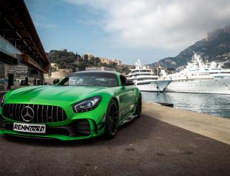 RENNtech – Mercedes-AMG GT