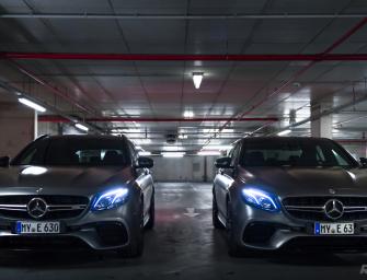 Mercedes-AMG E 63 & E 63 S by RENNtech