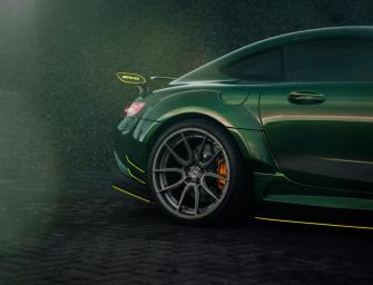 Mercedes-AMG GT/GTS by fostla.de concepts