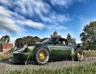 Porsche 911 Werksturbo