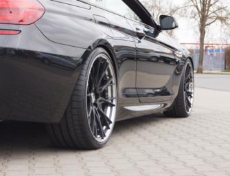 BMW 6er F12 640i Cabrio