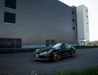 Carrera 911 Spezial by O.CT Tuning