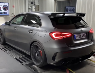 AMG A 45 by RENNtech Europe GmbH
